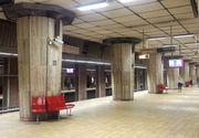 Alarmă falsă cu bombă la staţia de metrou Eroilor. Autorul, un bărbat de 55 de ani din Olt