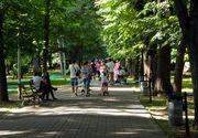 VIDEO | Relaxare în parc şi mall