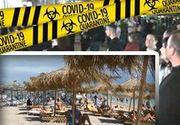 VIDEO | Coronavirusul nu-i sperie pe turişti