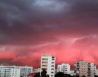 Vremea a luat-o razna! Au fost emise peste 400 de avertizări meteo, în iunie 2020