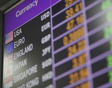 Curs valutar BNR 22 iunie. Cât costă astăzi principalele monede