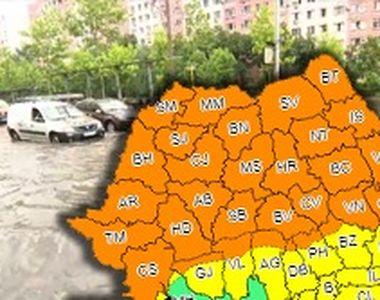 VIDEO| Orașe sub ape după fiecare ploaie