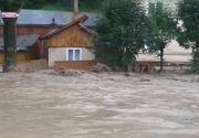 Meteo. Cod roșu de inundații în șapte județe. Semnal de alarmă al hidrologilor