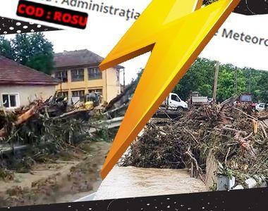 VIDEO| Furia apelor! Imagini incredibile cu inundațiile care au făcut ravagii în peste...