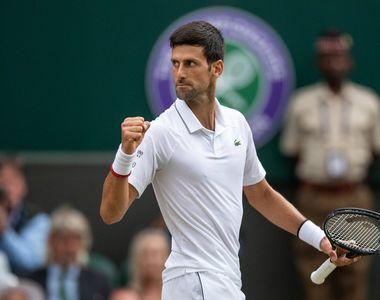 Novak Djokovici a fost testat pozitiv cu noul coronavirus