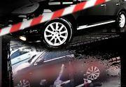 VIDEO| Accident groaznic: A spulberat un bunic și doi copii