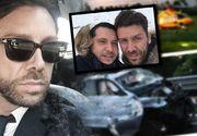 Falsul medic Matteo Politi este în doliu! Cel mai bun prieten al italianului a murit într-un cumplit accident rutier FOTO