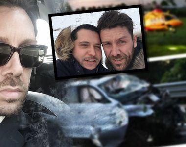 Falsul medic Matteo Politi este în doliu! Cel mai bun prieten al italianului a murit...
