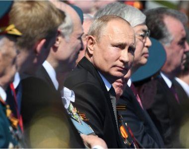 Defilare militară şi patriotism înaintea referendumului lui Putin