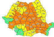 Alertă meteo! Ploile torențiale continuă în România