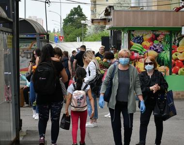 Creştere alarmantă a numărului de cazuri de coronavirus în România