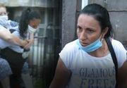 VIDEO| Imagini revoltătoare în poarta spitalului din Târgu Jiu: O femeie și-a cărat în spate mama bolnavă