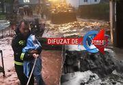 VIDEO| Dezastru în urma inundațiilor. Județele în care situația este gravă. Anunțul autorităților