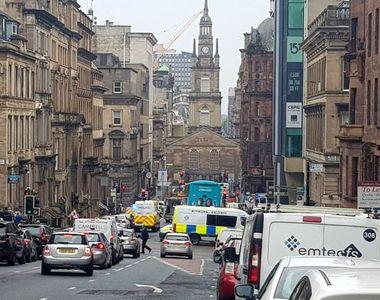 Mai multe persoane ucise la Glasgow