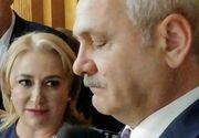 """Liviu Dragnea, despre Viorica Dăncilă: """"Pregătiţi-vă să luaţi partidul"""""""