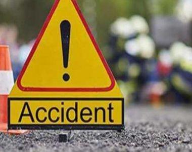 Accident cu trei autovehicule pe Şoseaua Colentina, o persoană fiind rănită