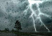 România sub ape! O nouă avertizare ANM: Ploile nu se mai opresc
