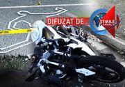 VIDEO| Tragedie în Capitală: Copil de 10 ani ucis de un motociclist