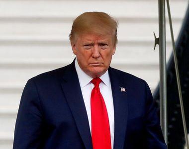Iranul emite mandat de arestare pe numele lui Trump