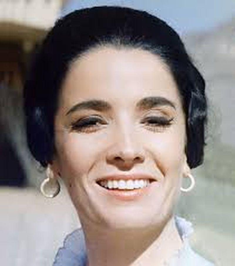 Linda Cristal a murit