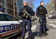 Alertă în Franța. Poliția caută pe străzi un bărbat înarmat cu un Kalașnikov
