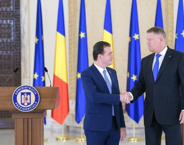 Orban, faţă în faţă cu Iohannis: Programul de relansare economică va fi prezentat astăzi