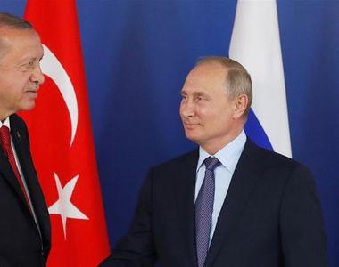 Putin cere ajutorul Turciei și Iranului. Ce vrea să facă în Siria