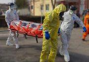 Peste 40 de persoane de pe platforma Şantierului Naval Damen Galaţi, confirmate cu coronavirus