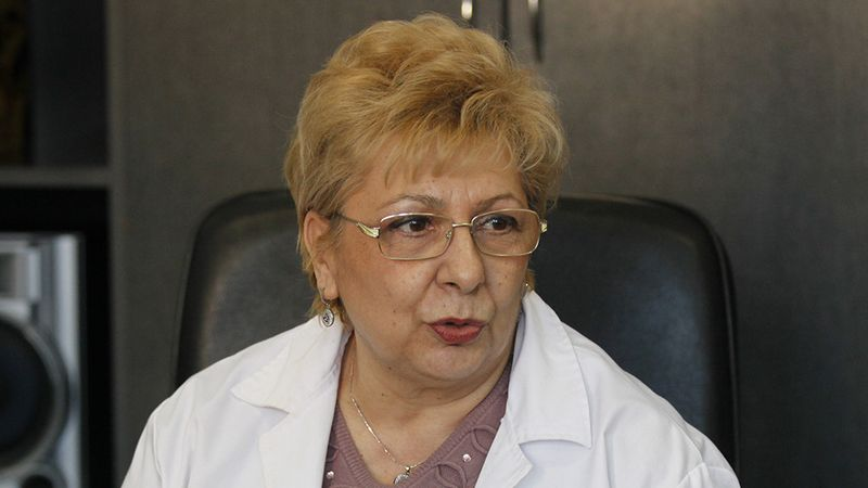 Carmen Scîntei coronavirus
