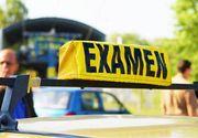 Examenele pentru permis auto, suspendate în Bucureşti