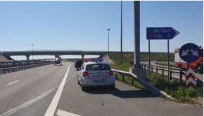 Cluj: Accident grav pe A 3, la ieşirea către Turda - o persoană a murit şi una a fost rănită