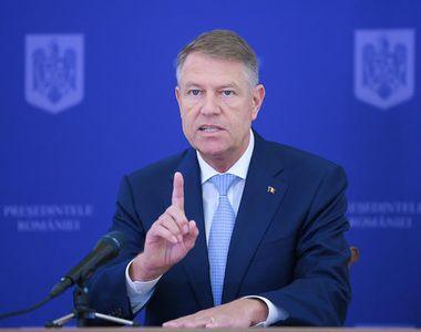 Planul lui Klaus Iohannis pentru România. Ce se va întâmpla în perioada următoare
