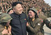 """Liderul nord-coreean Kim Jong Un susţine că lupta contra Covid-19 a fost un """"succes strălucit"""""""