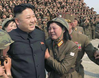 Liderul nord-coreean Kim Jong Un susţine că lupta contra Covid-19 a fost un...