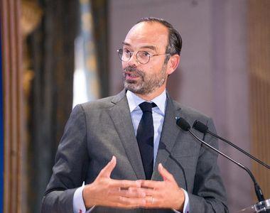 Premierul francez Edouard Philippe a prezentat demisia Guvernului