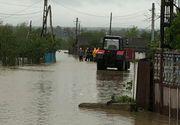 Codul portocaliu de inundaţii a fost prelungit