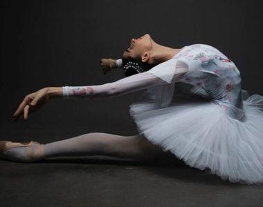 VIDEO | Rebeca, minunea baletului românesc