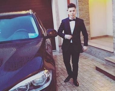 Fiul unui cunoscut om de afaceri a fost arestat pentru furt din mall