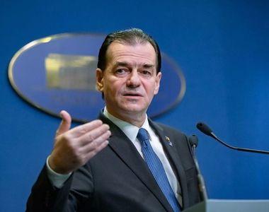 "Mesajul lui Ludovic Orban: ""România este profund ataşată..."""