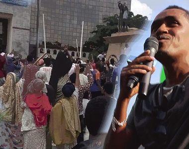 Măcel după uciderea unui cântăreț celebru. Cel puțin 150 de morți în valul de proteste