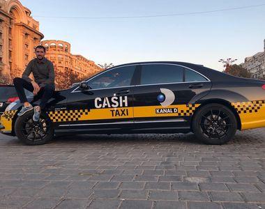 """Catalin Cazacu, prezentatorul """"Cash Taxi"""", îndrăgostit iremediabil!  """"Este locul meu de..."""