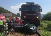 Accident feroviar în Bacău. Trei persoane au murit și alte două sunt rănite