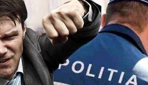 VIDEO| Caz șocant în Capitală: Un polițist a fost bătut de un fost boxer