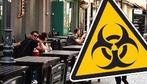 VIDEO| Liberi să-i infecteze cu coronavirus și pe alții