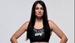 """Diana Belbiță, atac dur la rivala din ring! Prințesa Războinică din UFC: """"Pot lupta oricum dorește"""""""