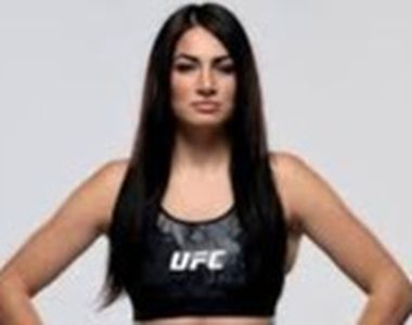 """Diana Belbiță, atac dur la rivala din ring! Prințesa Războinică din UFC: """"Pot lupta..."""