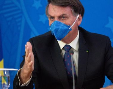 Culmea ironiei. Preşedintele Braziliei, Jair Bolsonaro, prezintă simptome de coronavirus