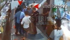 VIDEO| Primele imagini de la scandal. Doi deputați PSD, amendați în Centrul Vechi al Capitalei după ce au refuzat să poarte mască