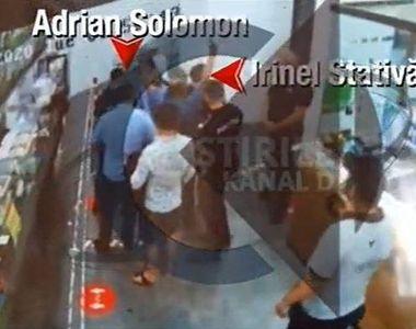 VIDEO| Primele imagini de la scandal. Doi deputați PSD, amendați în Centrul Vechi al...
