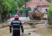 VIDEO  Inundațiile au făcut prăpăd în România. Cod roșu în vigoare marți, urmează alte vijelii